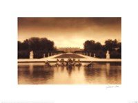 Fountain of Apollo, Versailles Fine Art Print