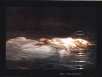 La Jeune Martyre Fine Art Print