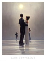 "Dance Me to the End of Love by Jack Vettriano - 36"" x 47"", FulcrumGallery.com brand"