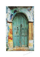 Arched Doorway [white border] (19-1/2 x 27-1/2) Fine Art Print