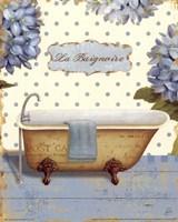 """Thinking of You Bath II by Daphne Brissonnet - 8"""" x 10"""""""