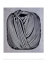 Ball of Twine, 1963 Fine Art Print