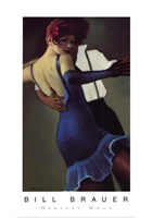 "Harvest Moon by Bill Brauer - 14"" x 20"""