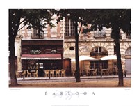 "Chez Paul by Dennis Barloga - 32"" x 24"""