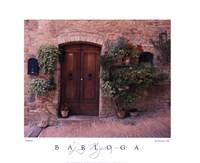 "Mailboxes by Dennis Barloga - 28"" x 22"""