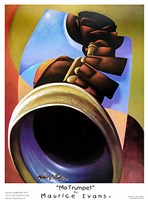 Mo' Trumpet Fine Art Print