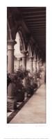 Palacio de Valdespino Framed Print