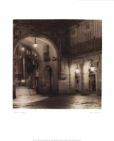 "Plaza de la Mayor by Alan Blaustein - 18"" x 22"""