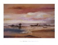 Rolling Hills I Fine Art Print