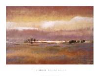Rolling Hills II Fine Art Print