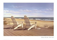Point East Fine Art Print