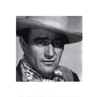 John Wayne, 1943 Framed Print