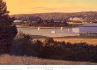 Quista Pond, Martha's Vineyard Fine Art Print