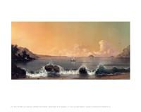 Rio De Janeiro Bay Fine Art Print
