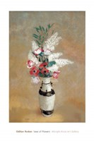 "Vase of Flowers, ca. 1912-14 by Odilon Redon, 1912 - 24"" x 36"" - $22.49"