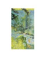 Normandy Landscape, 1920 Fine Art Print