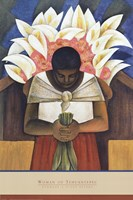 Women of Tehuantepec Framed Print