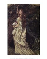 Artwork by Arthur Hughes