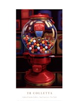 Gumball Machine IV Fine Art Print