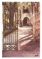 Villa Ruffolo Fine Art Print