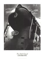 New York Central Locomotive Fine Art Print