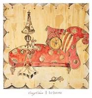 Crazy Chaise I Fine Art Print