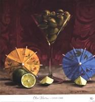 Olive Martini Fine Art Print