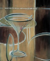 Sweet Martini Fine Art Print
