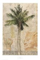 Egyptian Palm I Fine Art Print