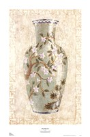 Ming Blossoms I Fine Art Print