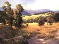 Malibu Canyon Fine Art Print