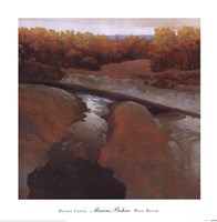 Desert Creek Fine Art Print