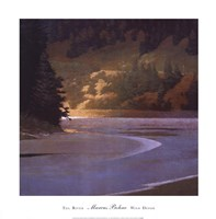 Eel River Fine Art Print