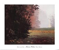Montlake Fog Fine Art Print