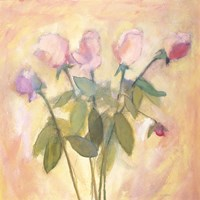 Rose Buds Fine Art Print