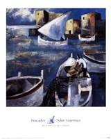 Pescador Fine Art Print