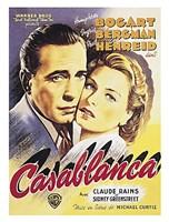 Casablanca Fine Art Print
