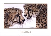 "A Special Bond by Jan Henderson - 28"" x 20"""