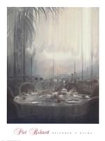 Dejeuner a Reims Fine Art Print