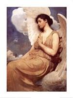Winged Figure Fine Art Print