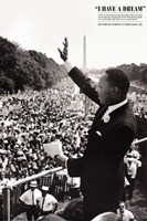 King: I Have a Dream Fine Art Print