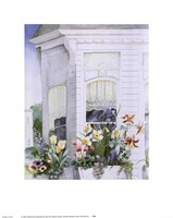 Victorian Windows Fine Art Print