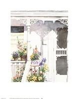 Victorian Porch Fine Art Print