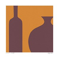 "Still Life by Catherine Aguilar - 16"" x 16"" - $11.49"
