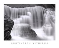 "Cascade #2 by Huntington Witherill - 32"" x 26"""
