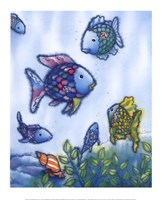 Rainbow Fish VI Framed Print
