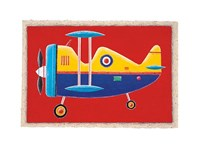 Bi-Plane Fine Art Print