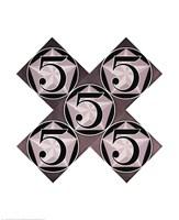 X-5 Fine Art Print