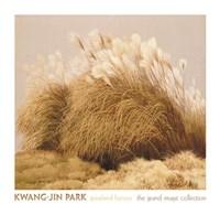 "Grassland Breeze by Kwang-Jin Park - 46"" x 42"", FulcrumGallery.com brand"