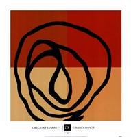 "Swirl Pattern III by Gregory Garrett - 24"" x 25"", FulcrumGallery.com brand"